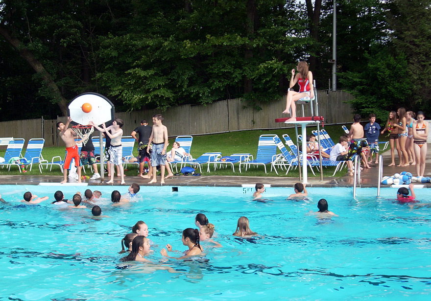 Washington Twp NJ private swim club