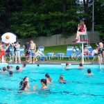 Bergen County NJ family swim club