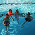 Swimming pool clubs Bergen County