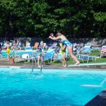 Swim clubs in the Pascack Valley