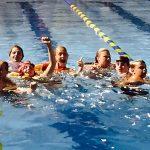 WTRC swim team members
