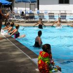 NJ swim club watercize classes
