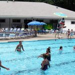 Swim club in Twp of Washington