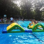 WIBIT inflatable water course