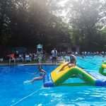 WIBIT inflatable water slide