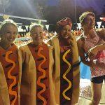 WTRC Swim Team hot dogs