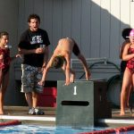 Swimming lessons at WTRC