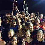 Bergen County swim team champs